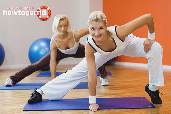 Exercise to prepare the body for pregnancy