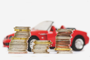 How to quickly save money on a car