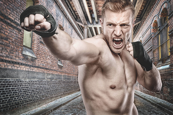 How to overcome the fear of a fight