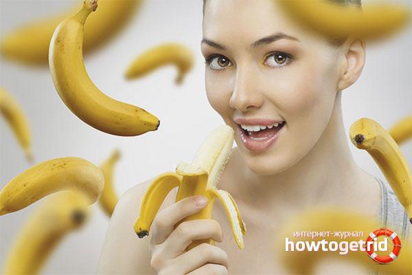 Useful properties of bananas