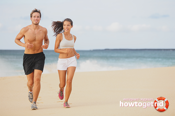Movement - the key to losing weight