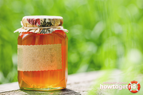 How to check the quality of honey