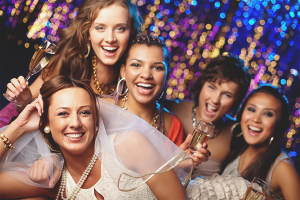 How to spend a bachelorette party before the wedding