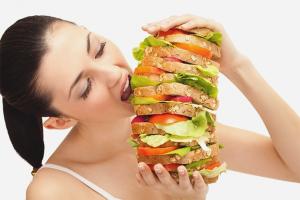 Comment se débarrasser de la faim