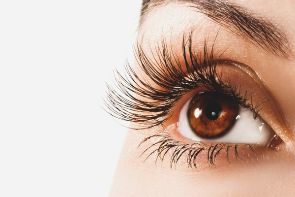 How to strengthen the eyelashes