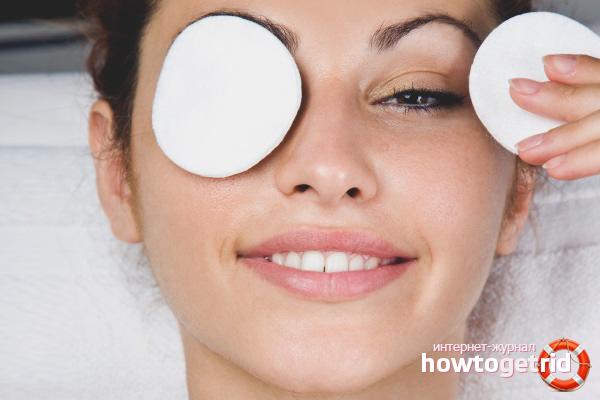 Folk remedies for strengthening eyelashes