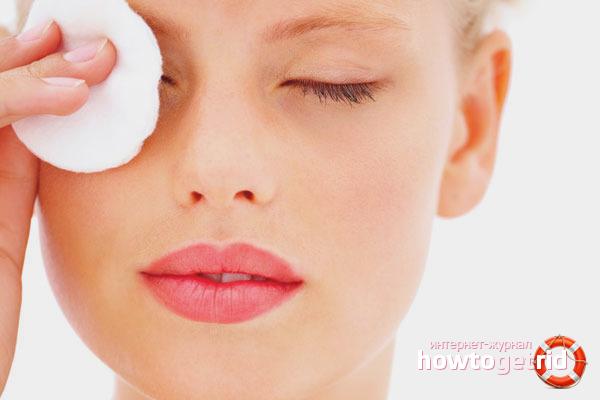Proper care of your eyelashes