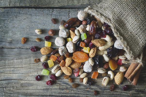 Cách bảo quản trái cây sấy khô