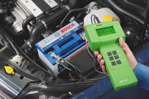 How to check the car battery