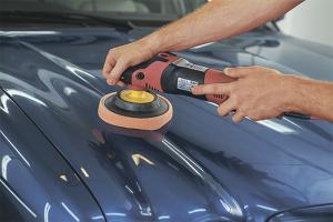 How to polish the car