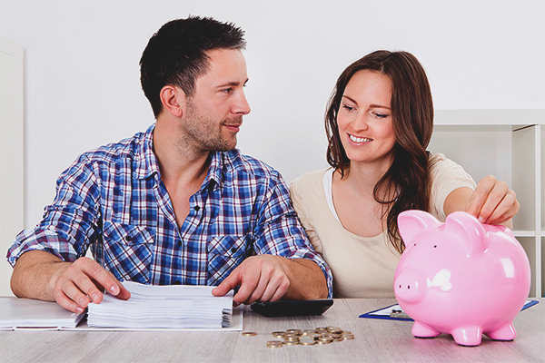 How to save money with a small salary