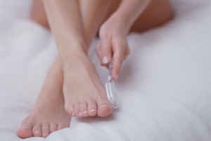 How to get rid of corns on the toes
