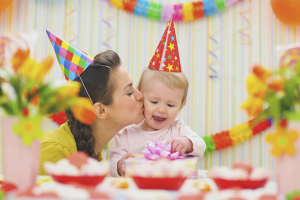 How to arrange a holiday for a child's birthday