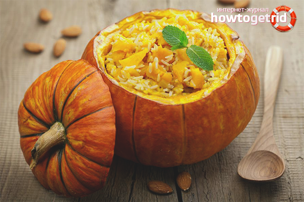 What to cook pumpkin