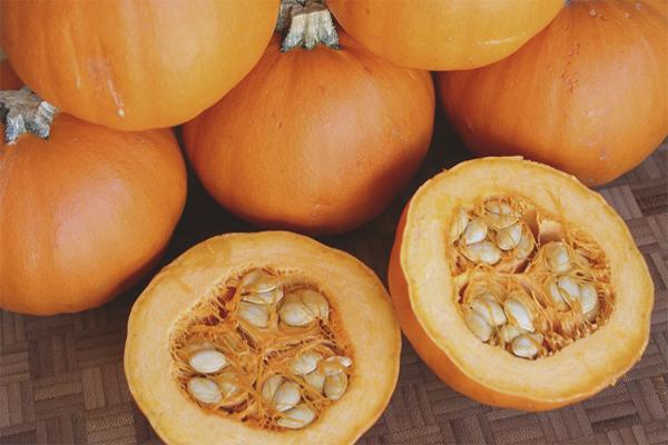 How to store cut pumpkin