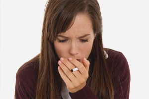 How to get rid of cough smoker