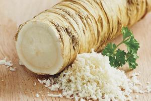 How to cook horseradish