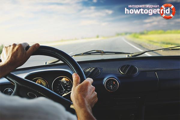 Sfaturi pentru psihologi pentru a depăși teama de a conduce vehicule