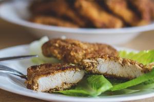Comment faire cuire des côtelettes de filet de poulet