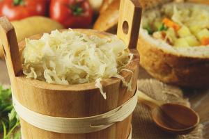 Πώς να αποθηκεύσετε το λάχανο