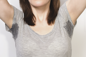 How to get rid of wet armpits