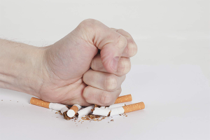 How to get rid of nicotine addiction