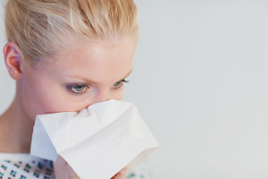 How to distinguish allergic rhinitis from cold
