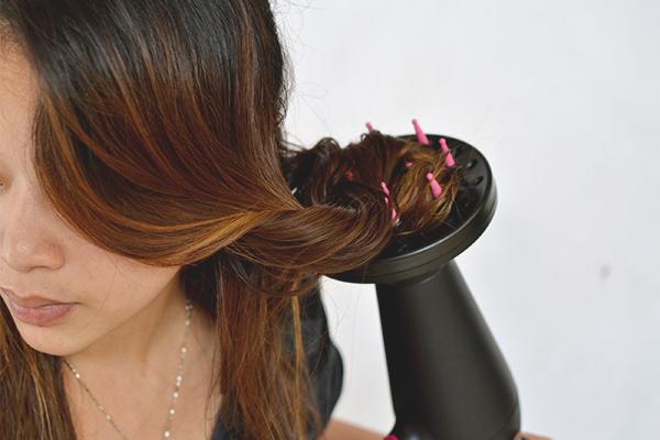 Hur man använder diffusorn på hårtorken 465fa3cbe46a6