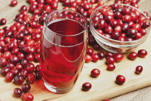 How to cook cranberry juice
