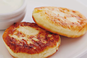 How to cook delicious cheese curds from cottage cheese