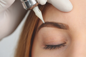 How to care for eyebrows after tattooing