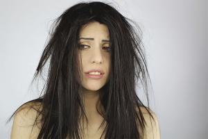 Masks for dry hair
