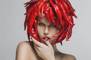 Red Pepper Hair Masks