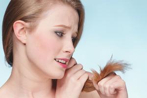 Masks for dry hair ends