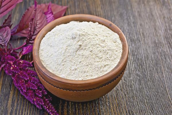 Les avantages et les inconvénients de la farine d'amarante