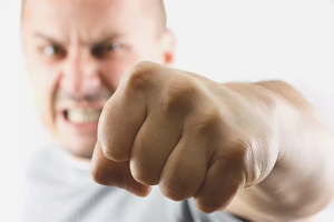 How to stop being afraid of fighting