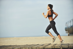 How to run to lose weight in the stomach