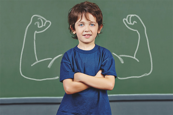 How to increase self-esteem in a child