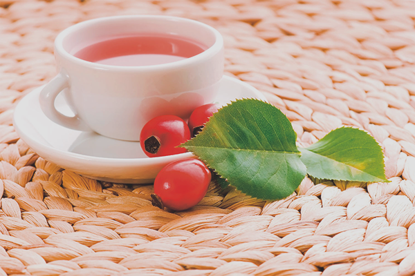 How to Brew Dried Rose Hips