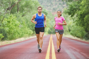 The benefits and harms of running