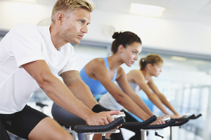 The benefits and harms of the exercise bike