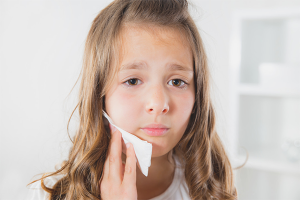 What to do if a child has a toothache