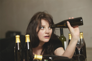 Alcoolisme de la bière chez les femmes