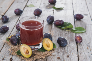 How to make plum juice