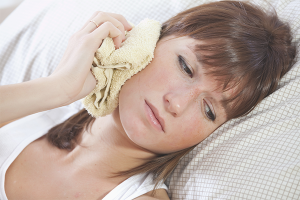 How to soothe a toothache