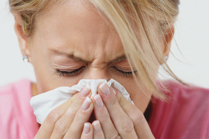 Folk remedies for rhinitis and nasal congestion