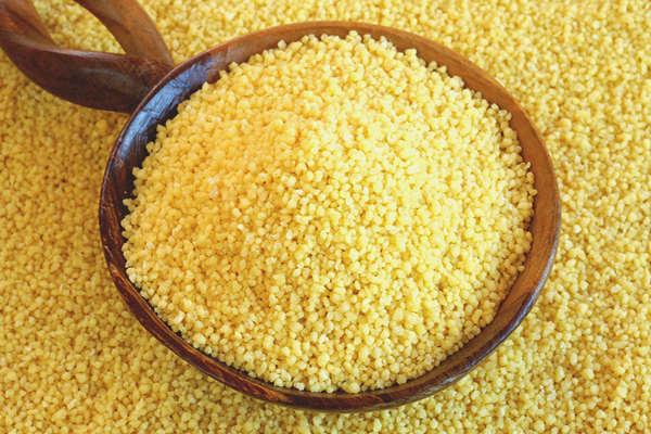 The benefits and harms of couscous croup