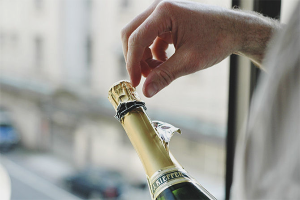 Comment ouvrir le champagne