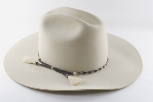How to brush a felt hat