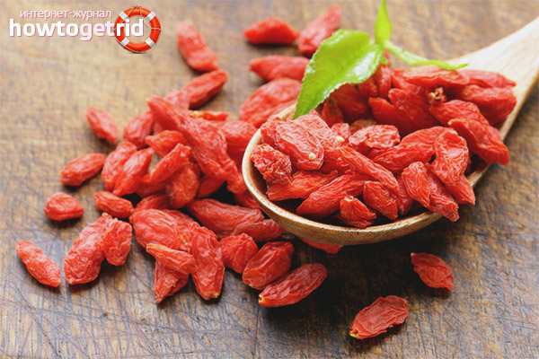 Goji berries during pregnancy and lactation